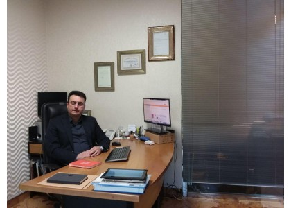Managing Director of Parsian Publishing